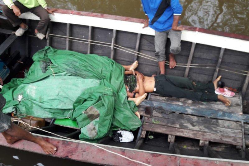 Nama-nama korban meninggal kecelakaan kapal cepat di Banyuasin