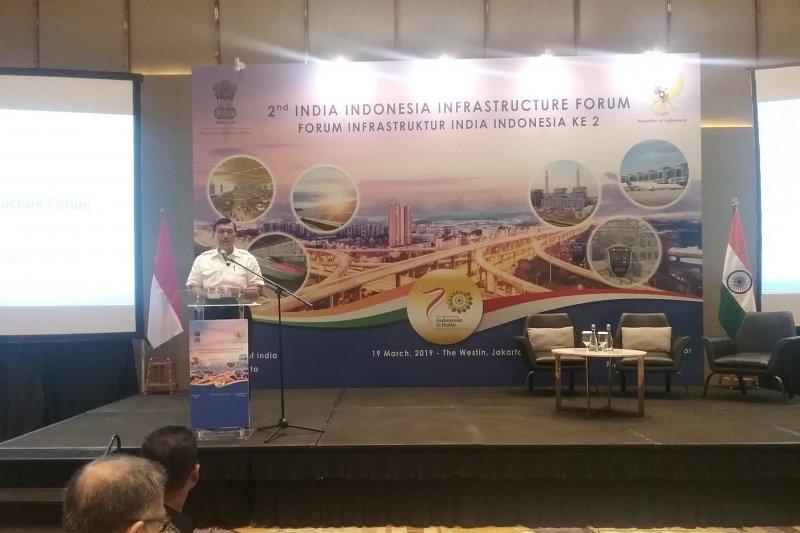 Menko Luhut ajak pengusaha India tingkatkan investasi di Indonesia