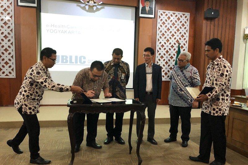 Yogyakarta uji coba digitalisasi