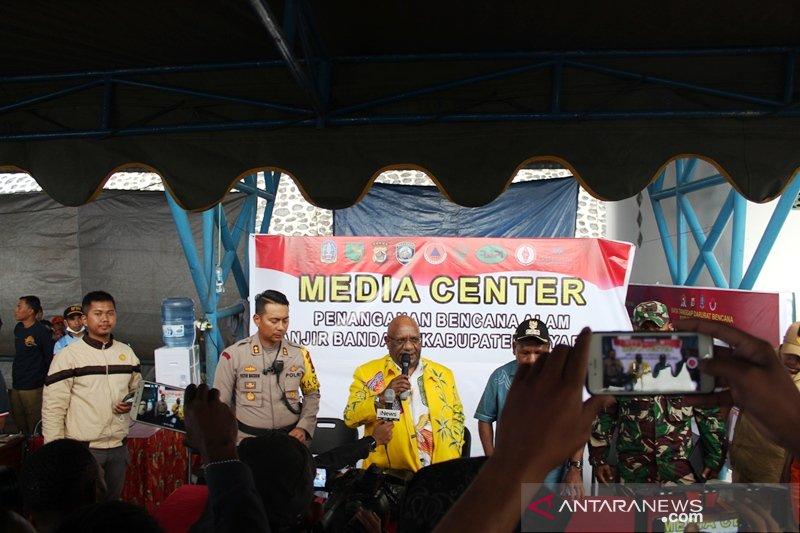 Pemakaman massal di Jayapura segeralah dilakukan, ujar Wagub Papua