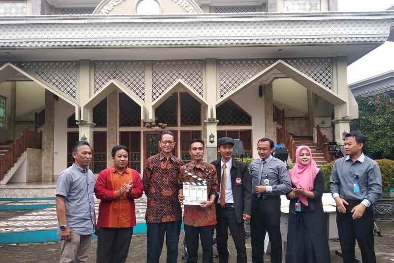 Siswa SMK bikin film Aqidah Cinta