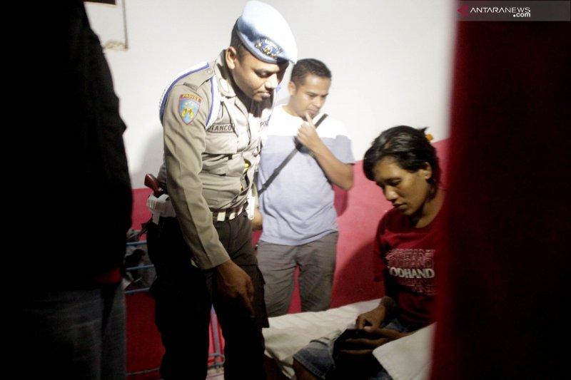 Polres Belu gelar rasia jelang Pemilu 2019