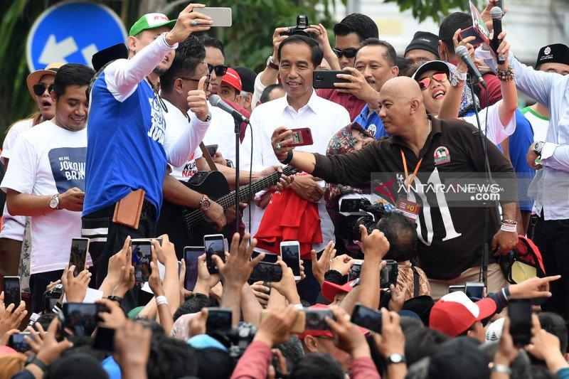 Jokowi dijadwalkan