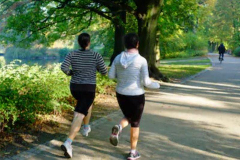 Waktu terbaik 'jogging' di Jakarta
