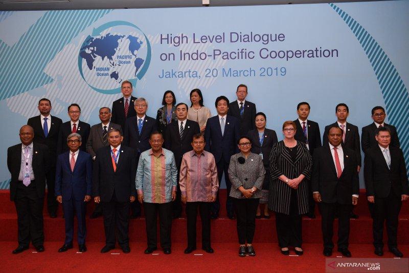 Pandangan bersama ASEAN tentang Indo-Pasifik diapresiasi