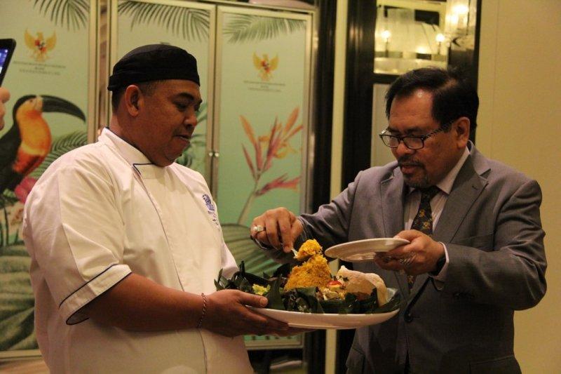 Festival kuliner Nusantara di Beijing promosikan 10 destinasi