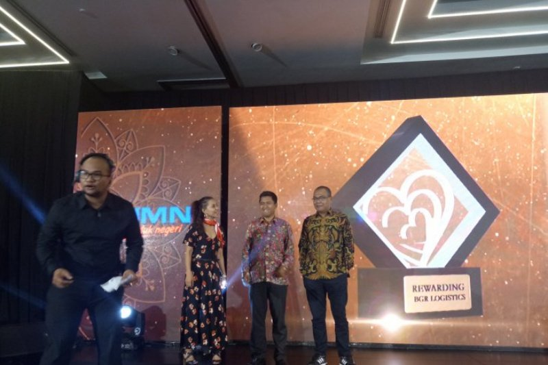 LKBN Antara dapat penghargaan media aktif dari BGR