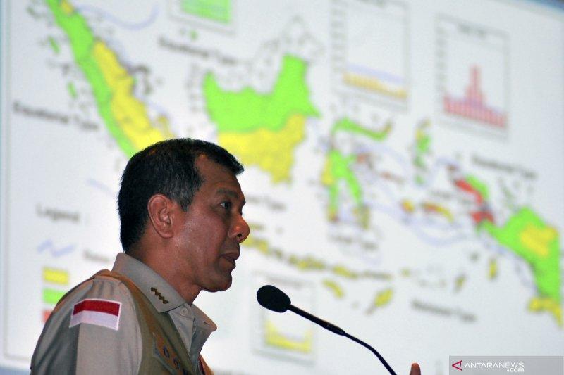 Anomali cuaca, BNPB imbau daerah siapkan rencana hadapi dampaknya