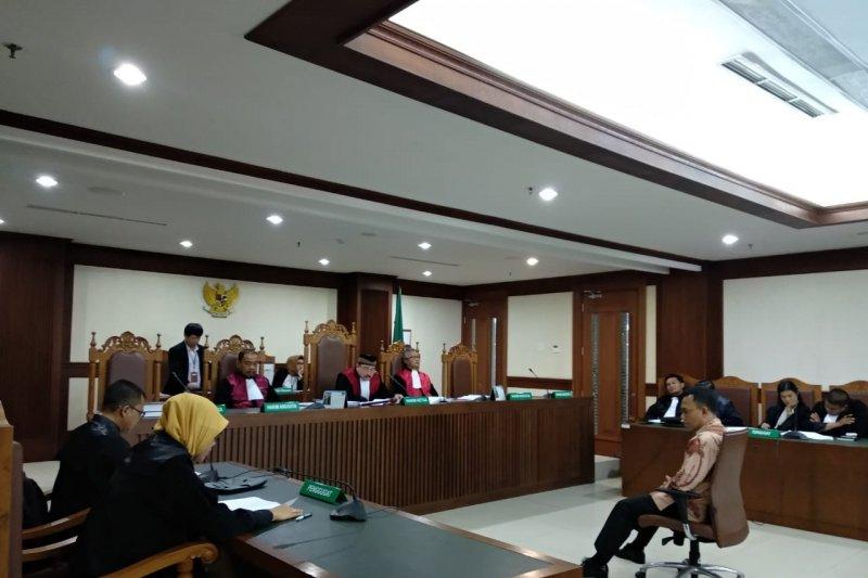 Mantan GM PT Hutama Karya didakwa rugikan negara Rp56,913 miliar