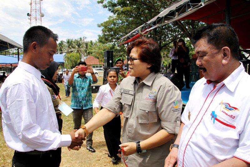 Dulu Berkebun, sekarang jadi pegawai, cara Bupati Samsurizal berdayakan Komunitas Bela