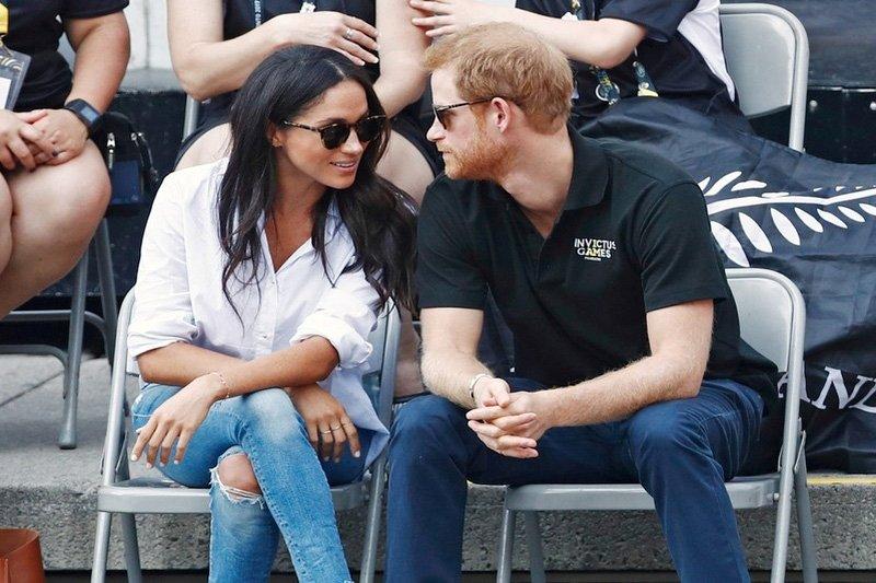 Penggemar Amerika tak sabar menanti bayi Pangeran Harry-Meghan