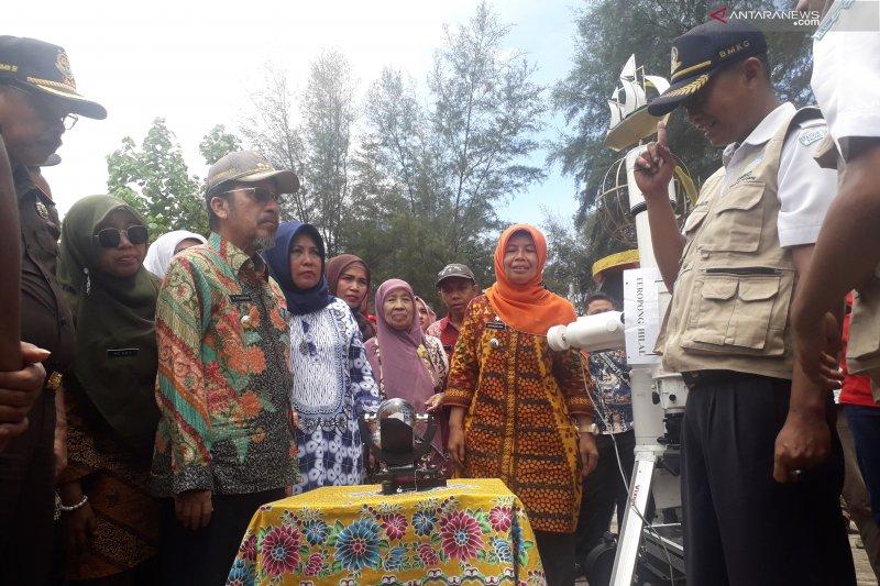 Festival Titik Kulminasi digelar di tugu khatulistiwa Muaro Sasak