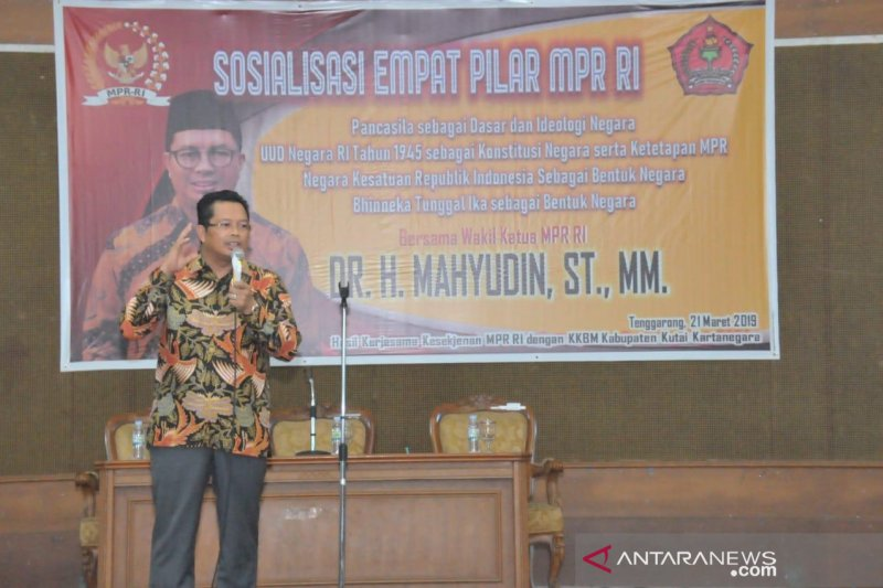 Mahyudin: Kita harus rawat persatuan agar Indonesia aman sentosa