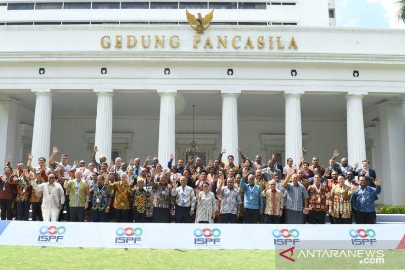 Indonesia tingkatkan kehadiran di Pasifik Selatan melalui ISPF