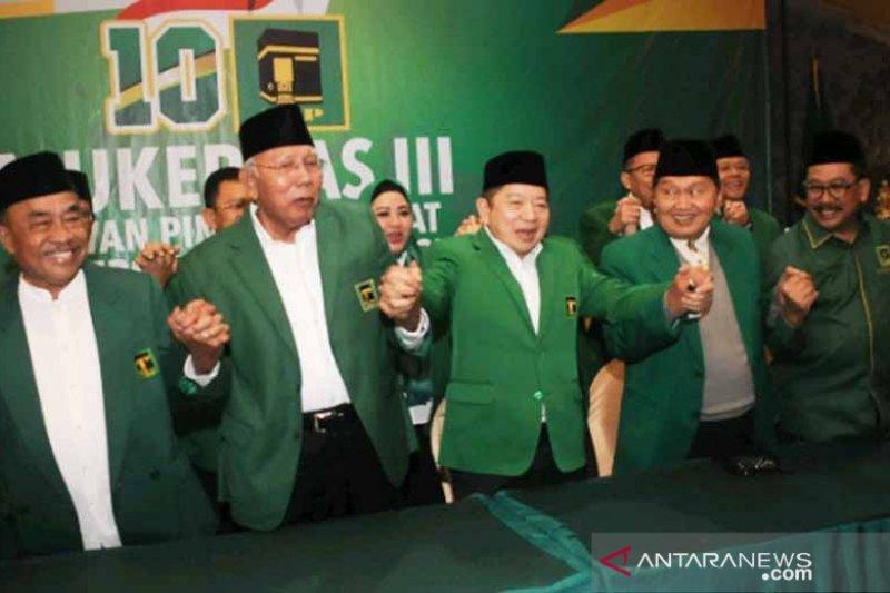 Suharso Akui Kadernya Sedang Semangat Besarkan PPP Namun Romahurmuziy Kena OTT KPK