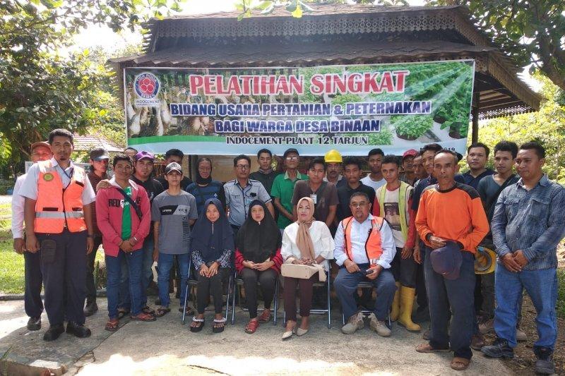 Budayakan kemandirian, warga desa di Kalsel dilatih pertanian hidroponik