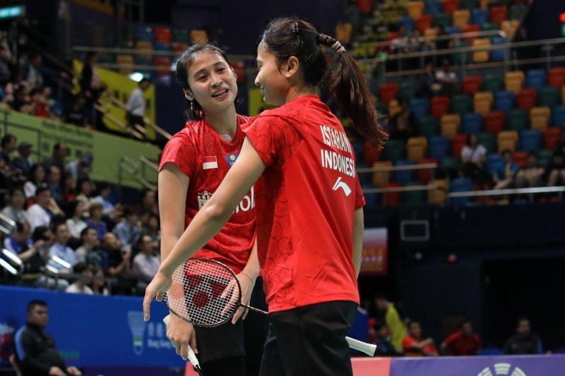 Ketut/Rizki ingin tampil lebih baik di perempat final Asia Mixed Team