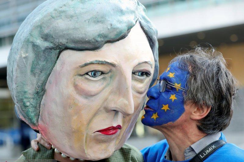 Tokoh Partai Konservatif kritik pemerintah terkait Brexit