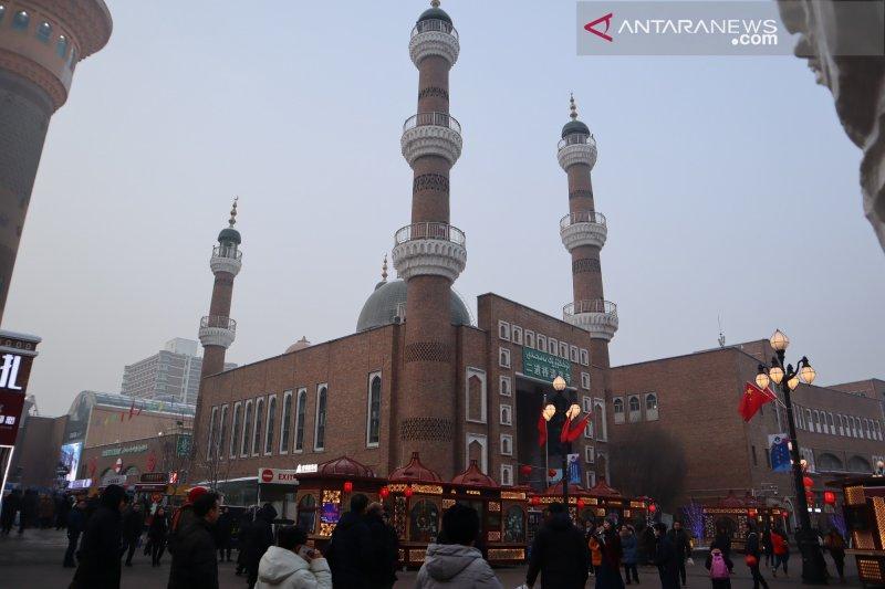 Soal kebijakan China atas  Xinjiang, ini pendapat Arab Saudi