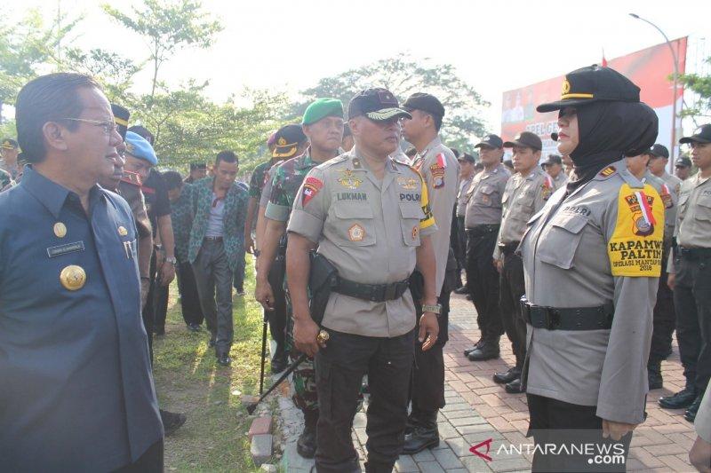 Polda Sulteng siagakan ratusan personel kawal pelantikan DPRD provinsi