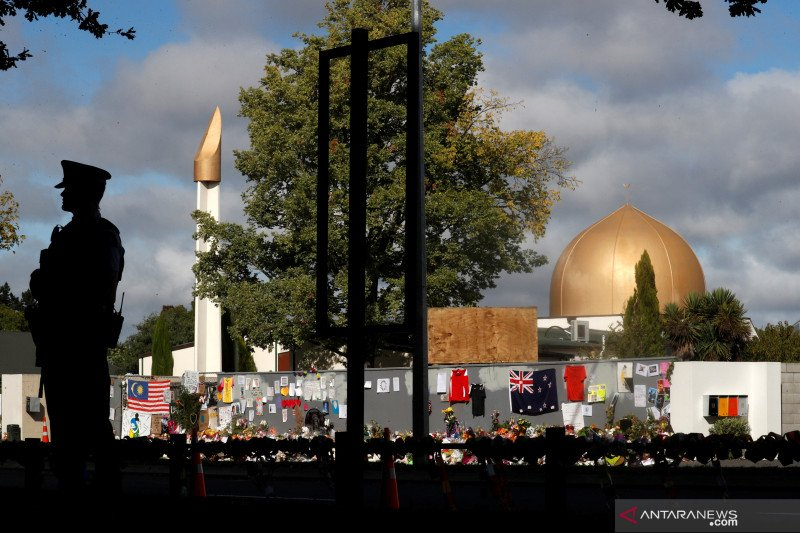Kepolisian Selandia Baru tangkap pelaku ancaman bom