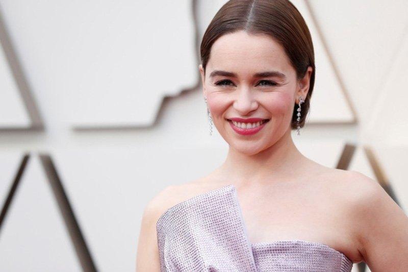 Bintang 'Game of Thrones' Emilia Clarke pernah terserang aneurisma otak