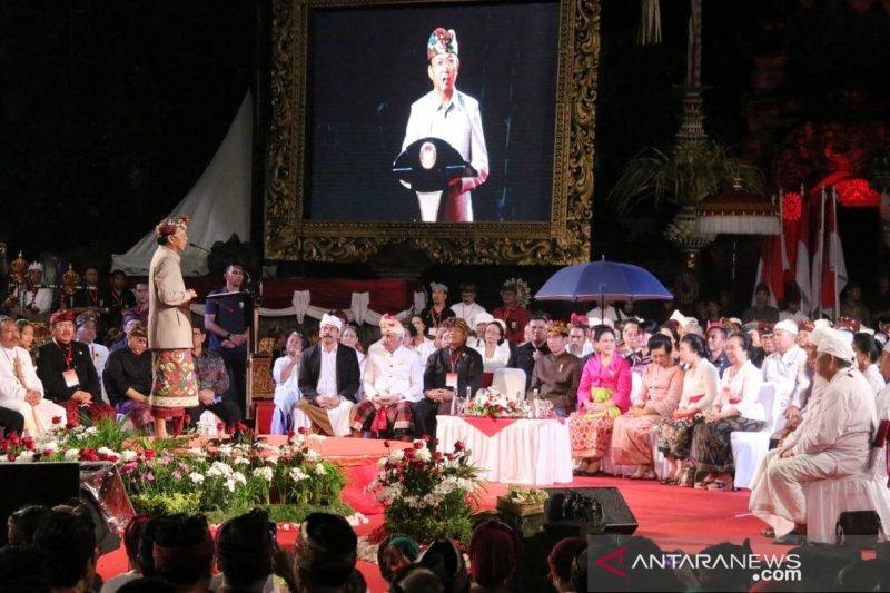 Gubernur Bali minta presiden alokasikan anggaran untuk desa adat