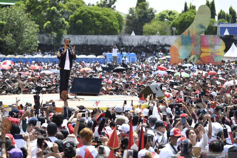 Alumni Yogya deklarasikan dukungan untuk Jokowi-Ma'ruf
