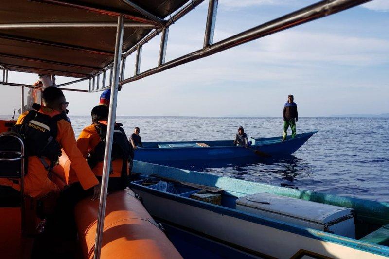 Basarnas Ambon: nelayan hilang di Teluk Elpaputih belum ditemukan
