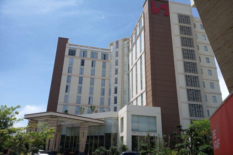 Hunian Kamar Hotel di Lampung Turun 24,13 Persen