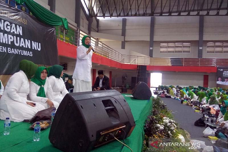 Ida Fauziyah: Perempuan menjadi penggerak kemenangan Jokowi/Ma'ruf (VIDEO)