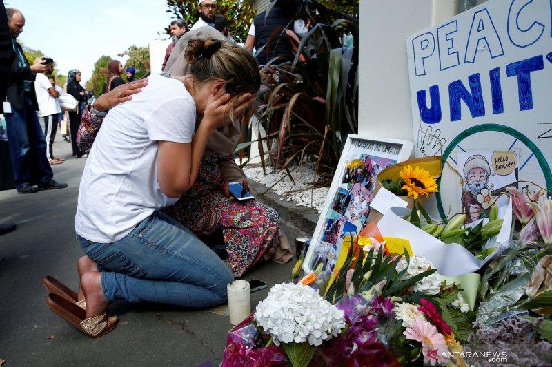 Selandia Baru buka kembali masjid yang diserang