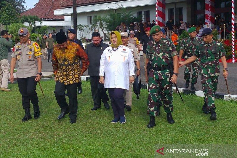 Polda Sumsel jamin keamanan masyarakat datang ke TPS