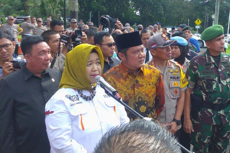 16 Parpol di Palembang deklarasi kampanye rapat umum damai