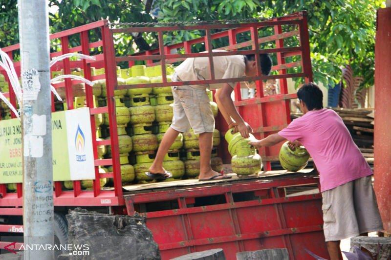 Pendistribusian elpiji di Minahasa Tenggara diawasi serius