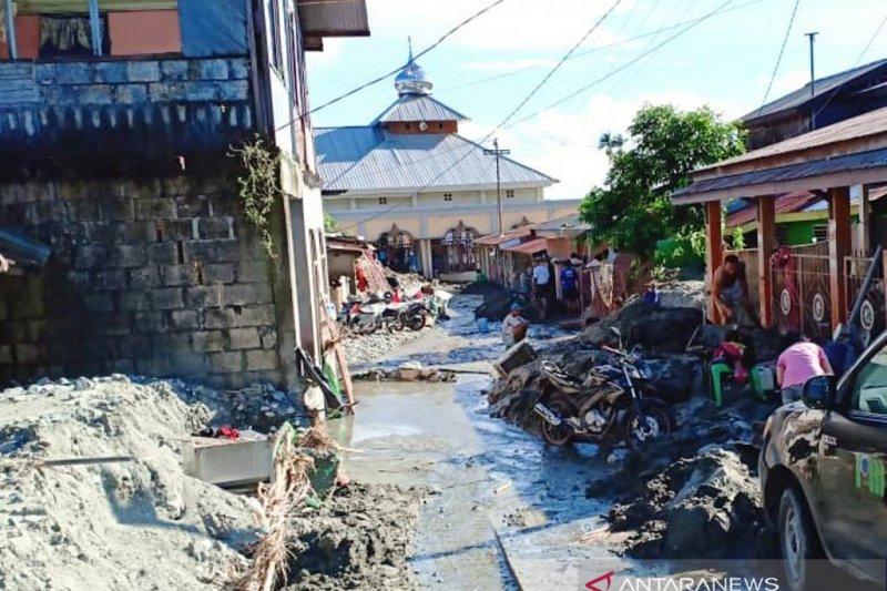 Petakan penyebab banjir Sentani, PVMBG terjunkan tim lapangan