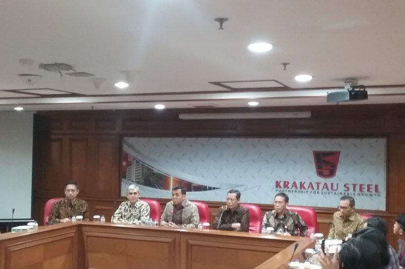 Salah Satu Direkturnya Jadi Tersangka, PT Krakatau Steel Janji Kooperatif ke KPK