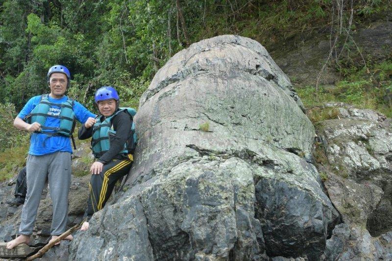 IPDN teliti geopark nasional Merangin Provinsi Jambi
