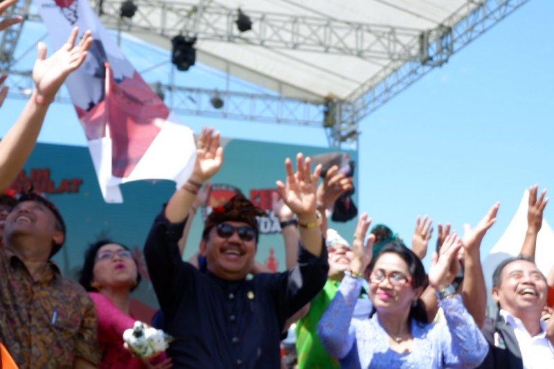 Wagub Bali: Jangan ada perpecahan karena pemilu
