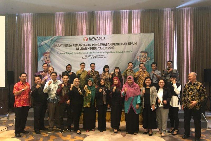 Panwaslu se-Malaysia tingkatkan pengawasan distribusi surat suara