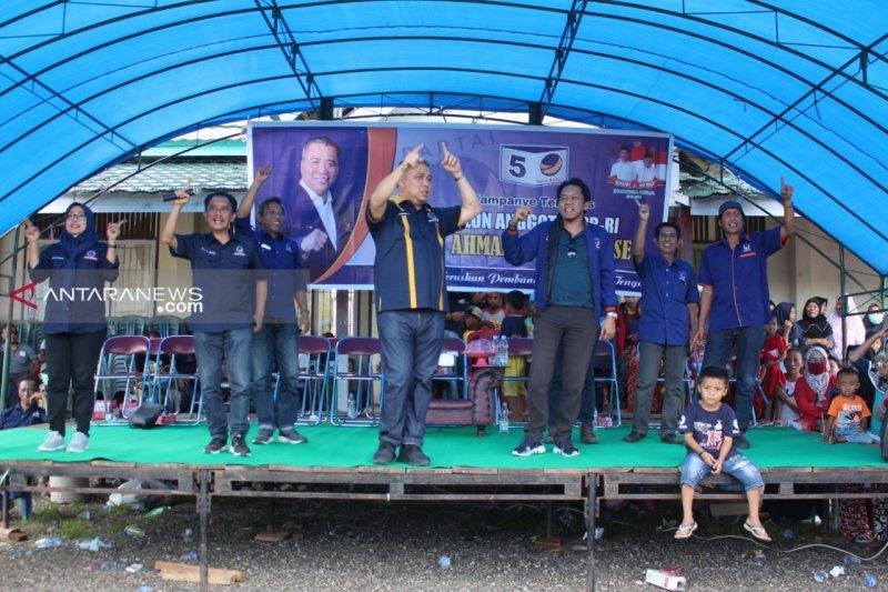 NasDem kenalkan Jokowi-KH Ma'ruf Amin secara masif
