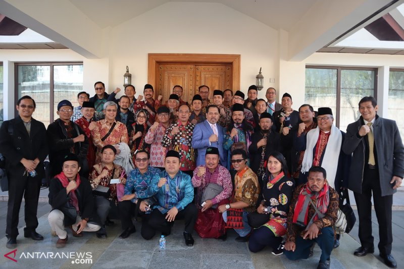 Mabes Polri-Ormas Islam studi banding ke Xinjiang-Beijing