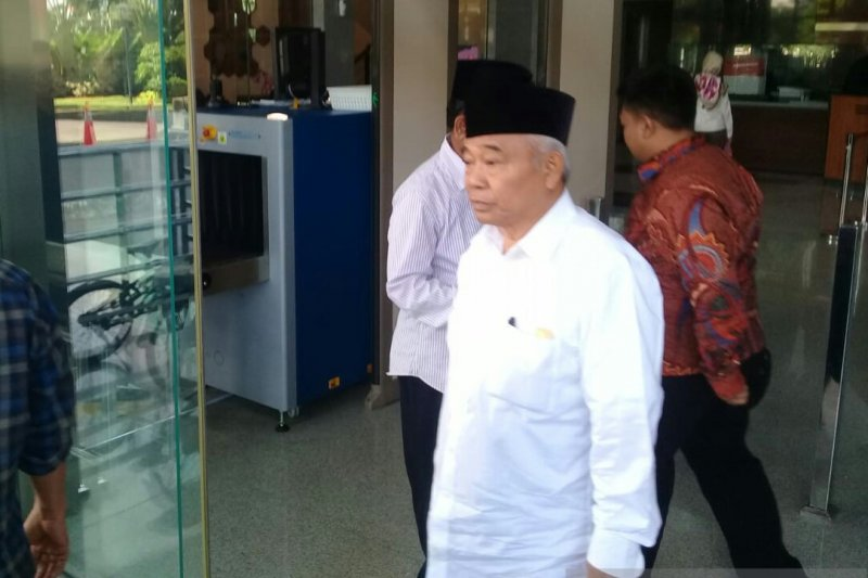 KPK periksa tokoh PPP Jawa Timur Kiai Asep Saifuddin Chalim