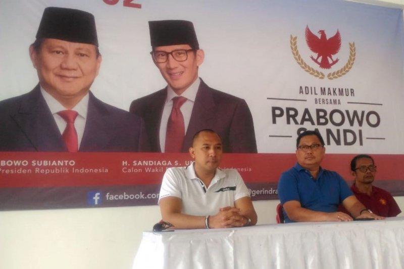 Kampanye Capres Prabowo-Sandi akan libatkan ribuan masyarakat Bali