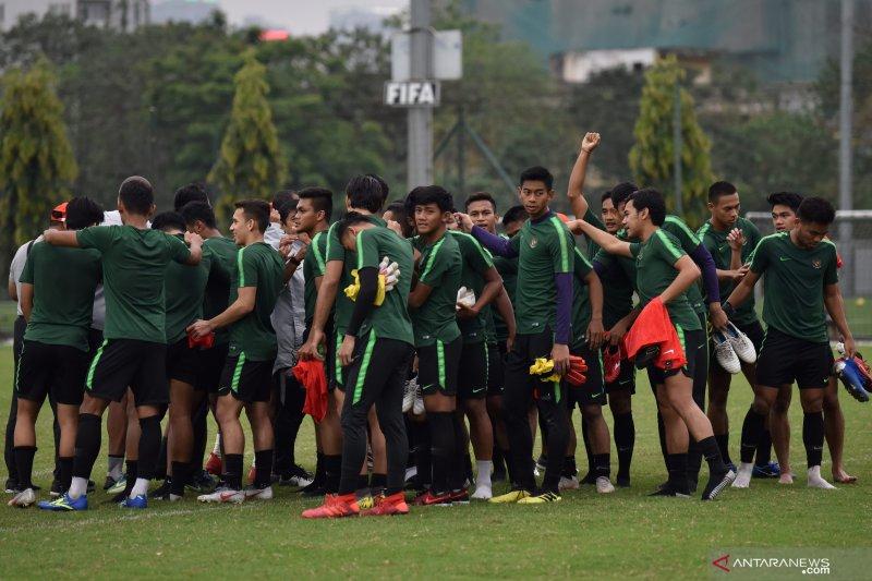 Indonesia versus Brunei, saatnya Garuda Muda menang