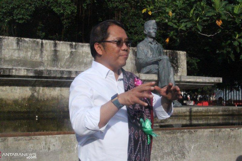 Menkominfo sebut Bung Karno satukan perbedaan dalam pengasingannya