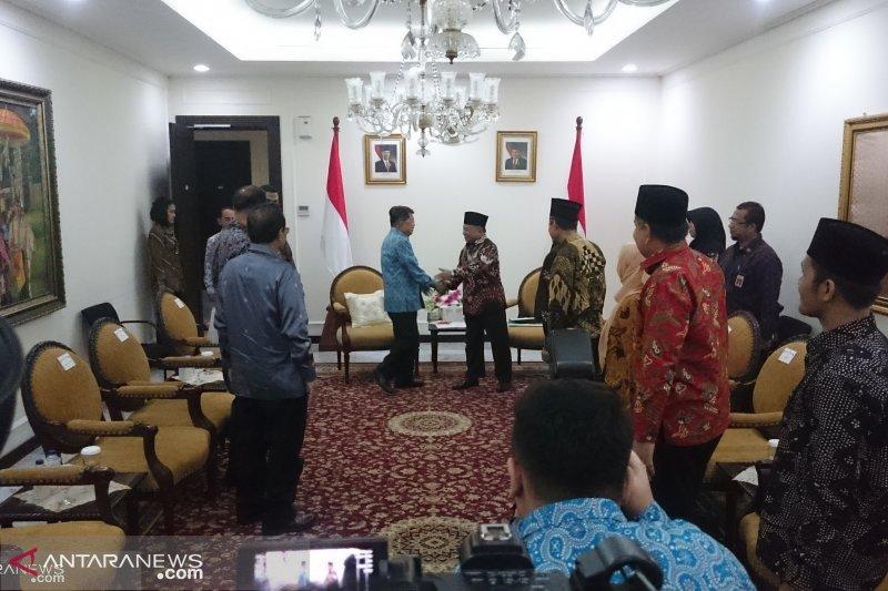 Wapres: pemerintah bantu pembangunan RS Indonesia Hebron di Palestina