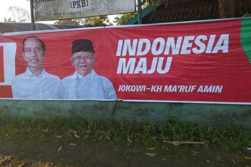 Ribuan Warga Lebak Padati Lokasi Kampanye Terbuka KH Ma'ruf Amin