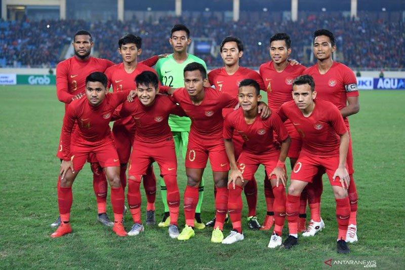Timnas Indonesia U-23 gagal ke Piala AFC 2020 setelah kalah dari Vietnam
