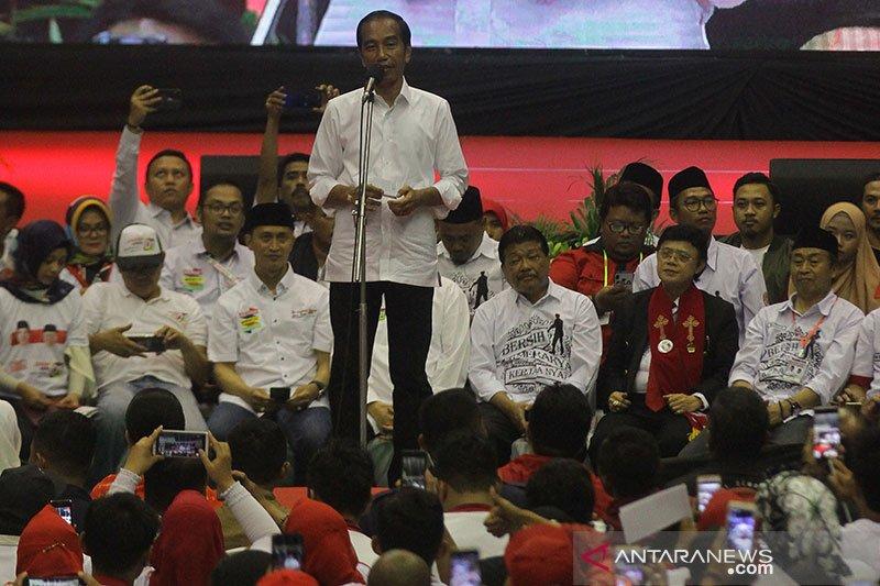 Jokowi: Negara ini perlu nakhoda berpengalaman